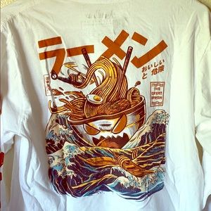 The Great Ramen Long Sleeve Shirt
